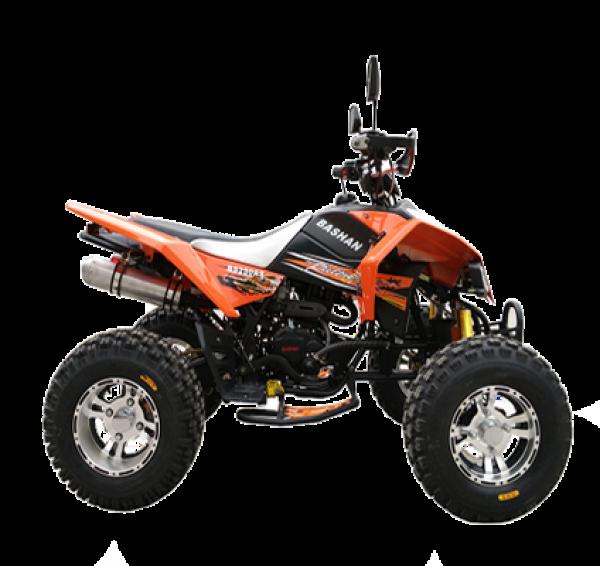 Apachi Altar 250 ATV 1