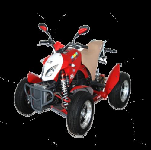 Apachi S-33 ATV 3