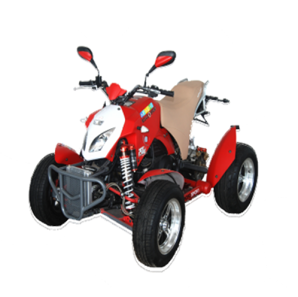 Apachi S-33 ATV 1