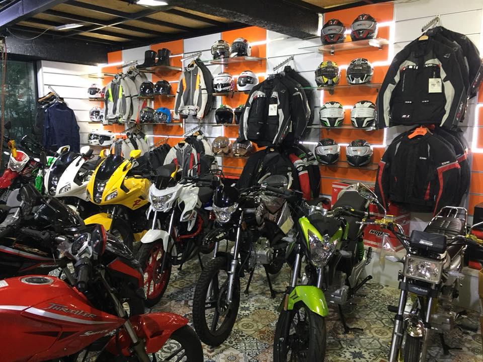 Çınar Motosiklet Servis 2