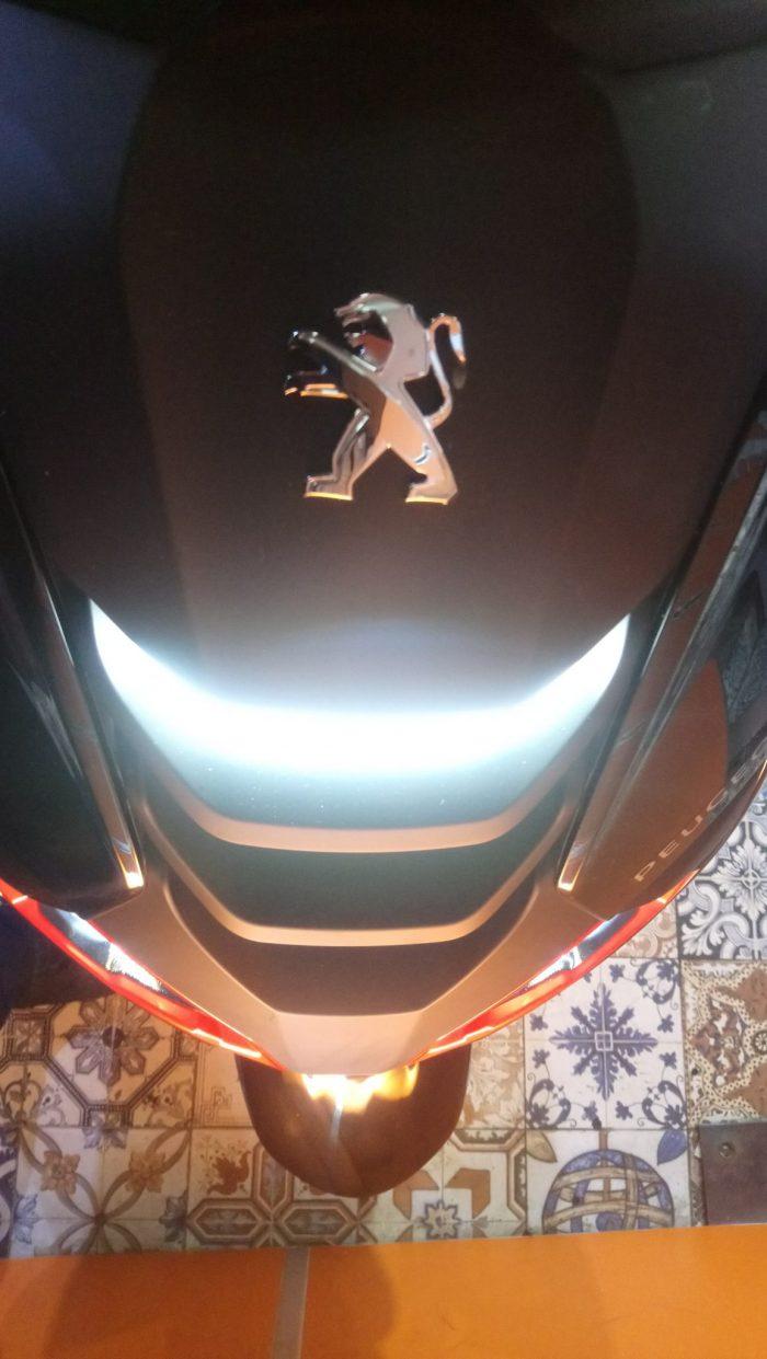 Peugeot Speedfight 4 2018 Model Sıfır Kilometre 7