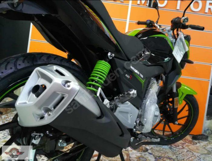 Falcon Mexico 150 2020 Model Sıfır Kilometre Senetle Motosiklet 9