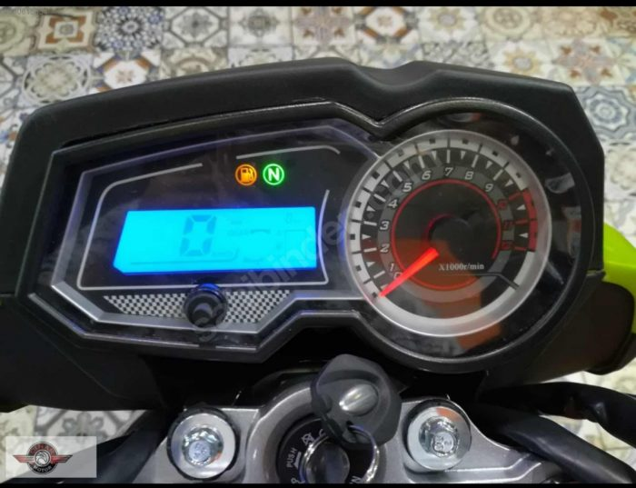 Falcon Mexico 150 2020 Model Sıfır Kilometre Senetle Motosiklet 7