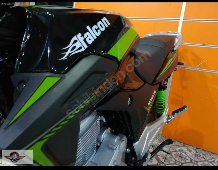 Falcon Mexico 150 2020 Model Sıfır Kilometre Senetle Motosiklet 3