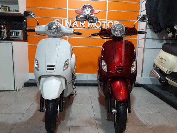 RMG Moto Gusto Diva 50 2020 Model Sıfır Kilometre Senetle Motosiklet 2