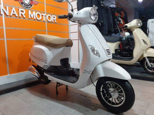 RMG Moto Gusto Diva 50 2020 Model Sıfır Kilometre Senetle Motosiklet 1
