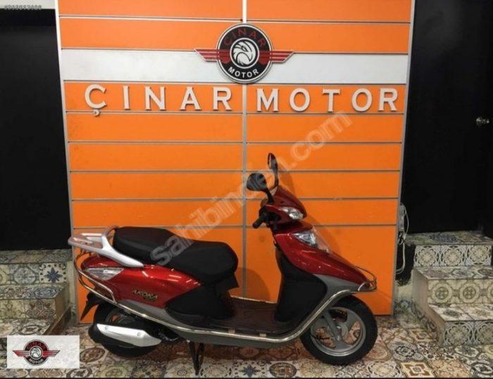 Arora AR 100T 2A 2020 Model Motor Sıfır kilometre Senetle Motosiklet 2