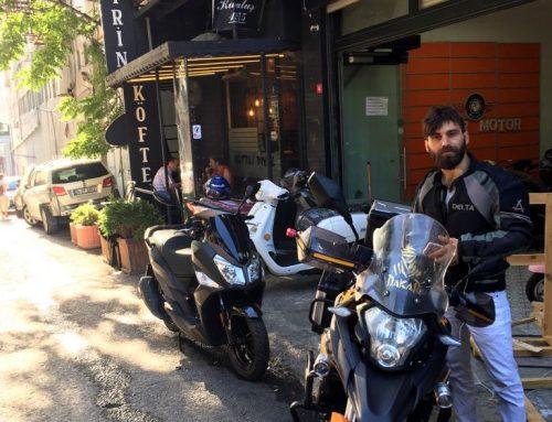 Samete Senetle Sıfır Kilometre Mondial RX3 Evo 250 2019 Model Motosiklet Verdik
