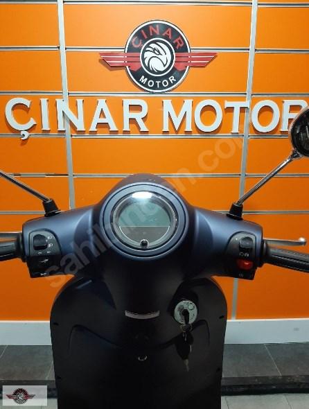 Arora AR 50 Capuccino 2020 Model Sıfır Kilometre Senetle Motorsiklet 2