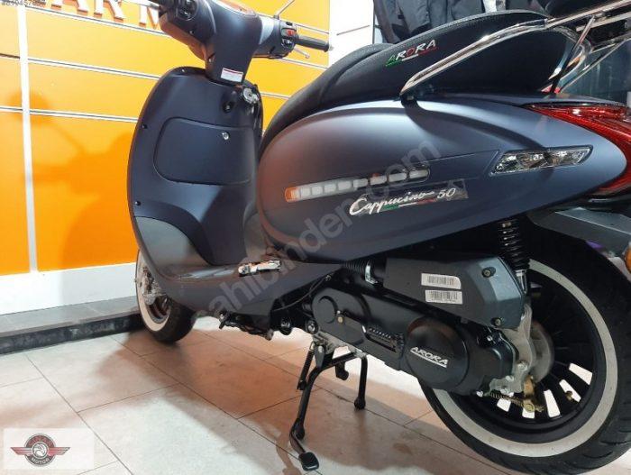 Arora AR 50 Capuccino 2020 Model Sıfır Kilometre Senetle Motorsiklet 1