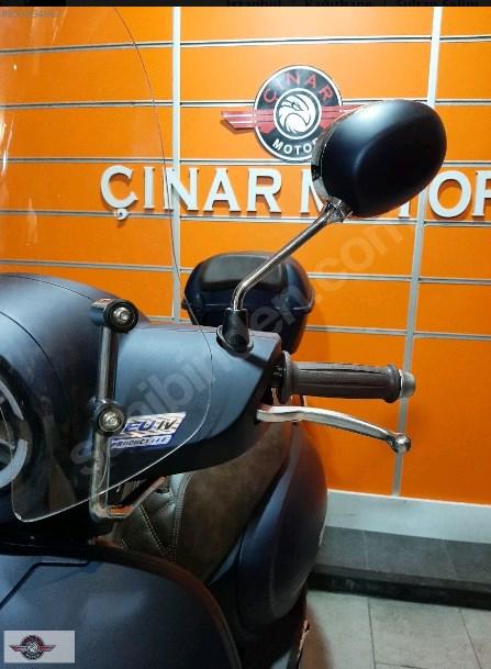 Arora AR 50 Cappucino 2021 Model Sıfır Kilometre Senetle Motosiklet Lacivert 5