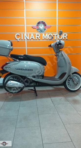 Arora AR 50 Cappucino 2020 Model Sıfır Kilometre Senetle Motosiklet 4