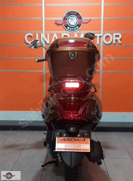 Arora AR 50 Cappucino 2020 Model Sıfır Kilometre Senetle Motosiklet 7
