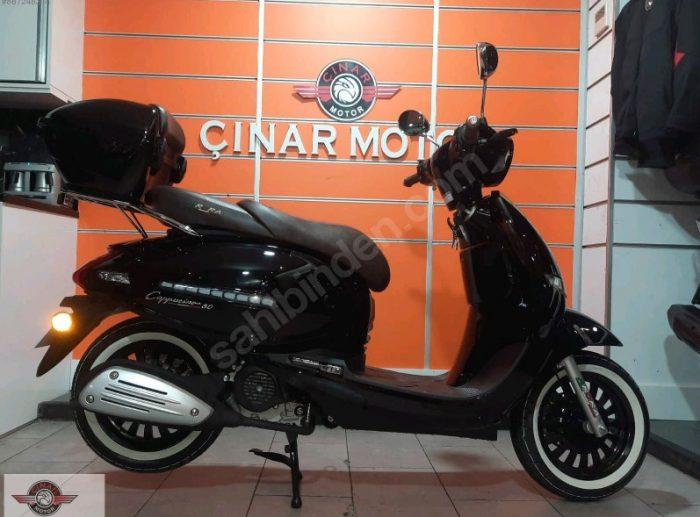 Arora AR 50 Cappucino 2020 Model Sıfır Kilometre Senetle Motosiklet 5