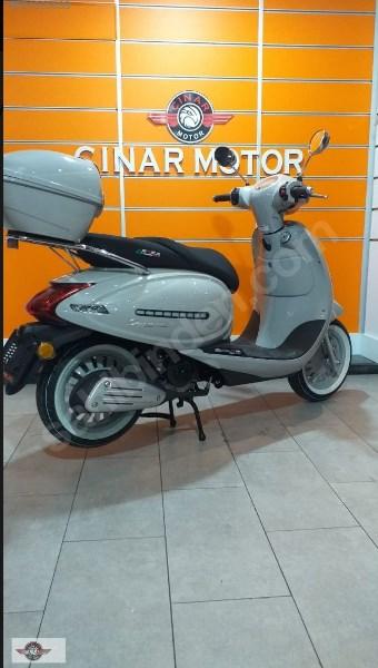 Arora Cappucino 125 2020 Model Sıfır Kilometre Senetle Motosiklet 4