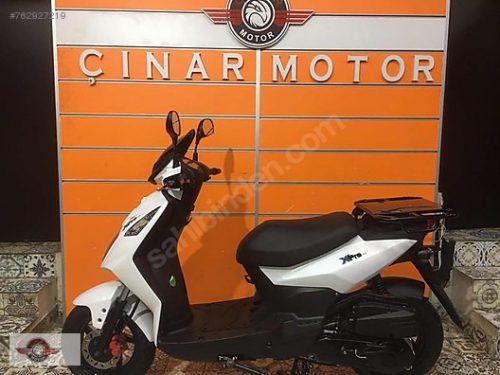 SYM Xpro 125 2019 Model Sıfır Kilometre Senetle Motosiklet 20