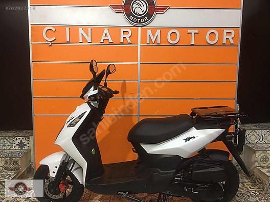 SYM Xpro 125 2019 Model Sıfır Kilometre Senetle Motosiklet 1