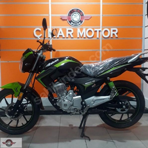 Falcon Mexico 150 2020 Model Sıfır Kilometre Senetle Motosiklet 1
