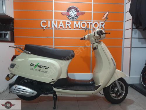 Bumoto/Jingling Monetti 150cc 2017 Model Sıfır Kilometre 4