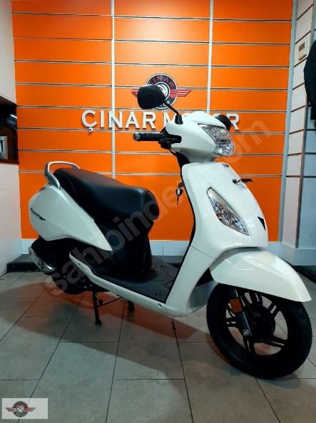 TVS Jupiter 2020 Model Sıfır Kilometre Senetle Motosiklet 1
