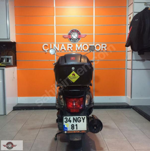 Kymco Like 125 2011 Model İkinci El Senetle Motosiklet 4