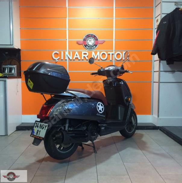 Kymco Like 125 2011 Model İkinci El Senetle Motosiklet 3