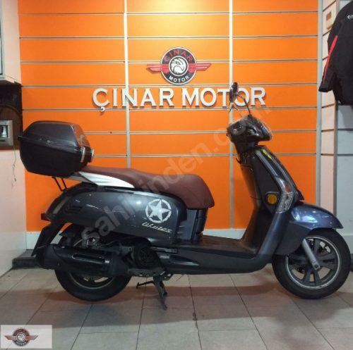 Kymco Like 125 2011 Model İkinci El Senetle Motosiklet 21