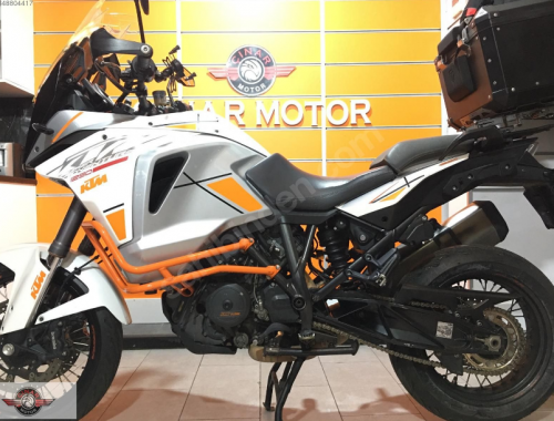 KTM 1290 Super Adventure 2015 Model 2.El Senetle Motosiklet 1
