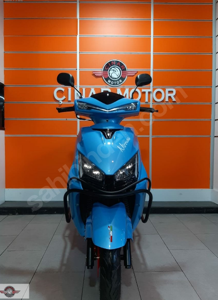Motolux Nirvana 50cc 2020 Model Sıfır Kilometre Senetle Motosiklet 2