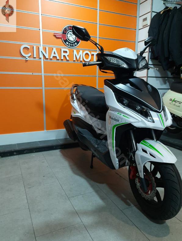 Motolux Rossi Rs 125cc 2020 Model Sıfır Kilometre Senetle Motosiklet 2