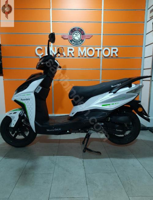 Motolux Rossi Rs 125cc 2020 Model Sıfır Kilometre Senetle Motosiklet 4