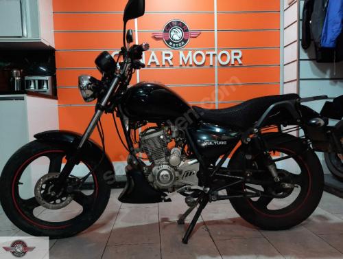 Mondial 150 MR Vulture 2014 Model İkinci El Senetle Motosiklet 8