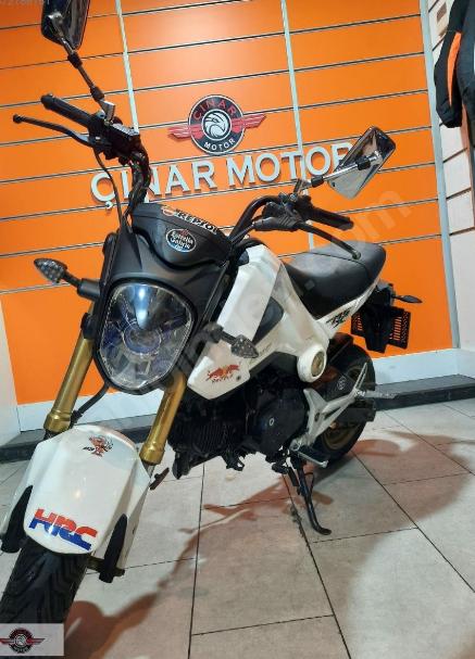 Honda MSX 125 2014 Model İkinci El Senetle Motosiklet 4