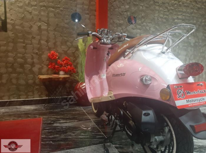 Motolux Efsane 50 2020 Model Sıfır Kilometre Senetle Motosiklet 5
