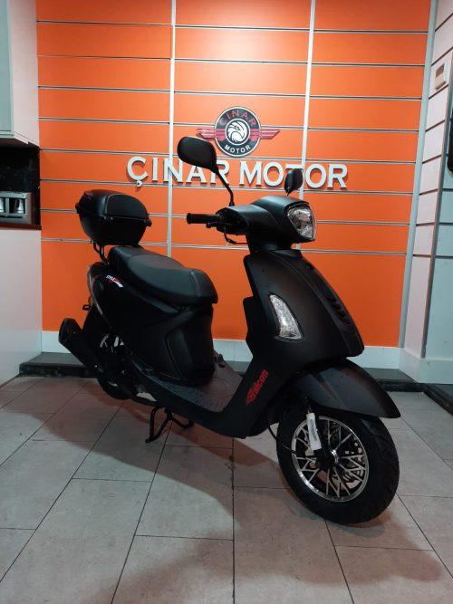 Falcon Style 50 2020 Model Sıfır Kilometre Senetle Motosiklet 16