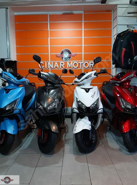 Motolux Nirvana 50cc 2020 Model Sıfır Kilometre Senetle Motosiklet 27