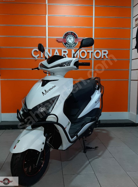Motolux Nirvana 50cc 2020 Model Sıfır Kilometre Senetle Motosiklet Çift Renk 1