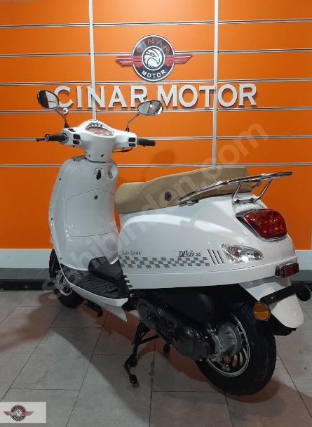 RMG Moto Gusto Diva 50 2020 Model Sıfır Kilometre Senetle Motosiklet 3