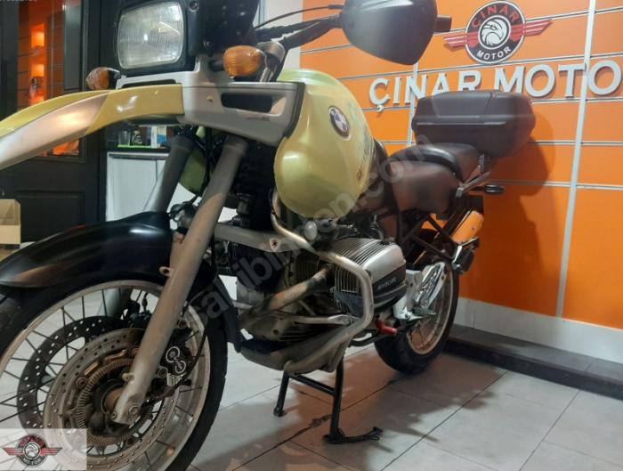 BWW R 1100 GS 1999 Model İkinci El Senetle Motorsiklet 8