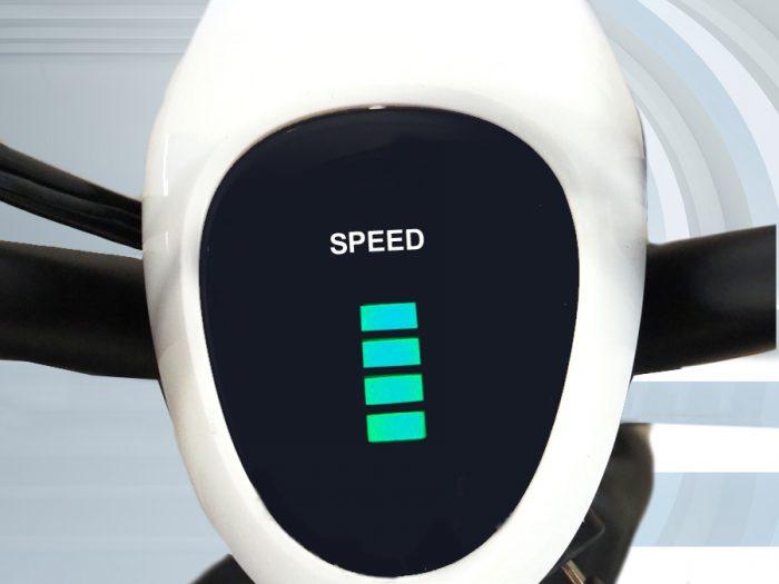 Motolux F6 Elektrikli 2020 Model Sıfır Kilometre Senetle Motosiklet 7