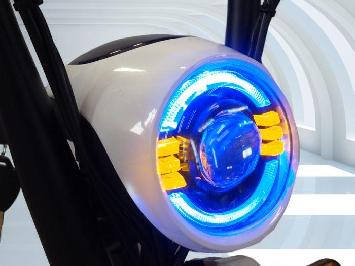 Motolux F6 Elektrikli 2020 Model Sıfır Kilometre Senetle Motosiklet 6
