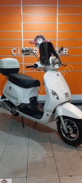 Bumoto/Jingling Monetti 150cc 2020 Model İkinci El Senetle Motosiklet