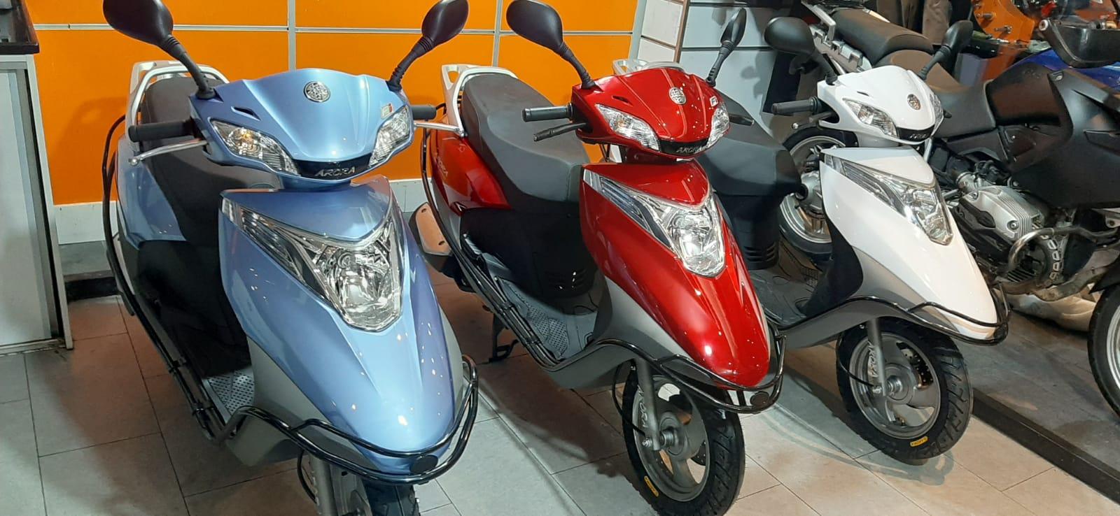 Arora AR 100-7 Special 2020 Model Sıfır Kilometre Senetle Motorsiklet