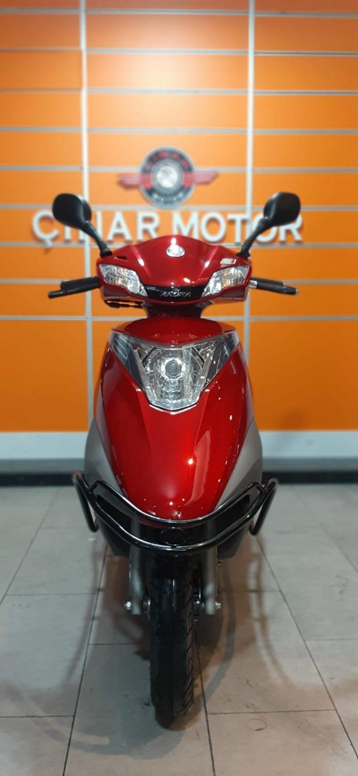 Arora AR 100T 2A Special 2020 Model Sıfır Kilometre Senetle Motorsiklet 8