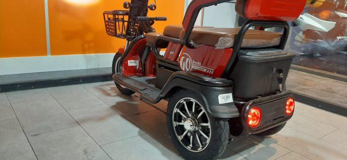 Motolux Cargo 5000 4000 w Elektrikli 2020 Model Sıfır Kilometre Senetle Motosiklet 7