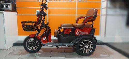 Motolux Cargo 5000 4000 w Elektrikli 2020 Model Sıfır Kilometre Senetle Motosiklet 6