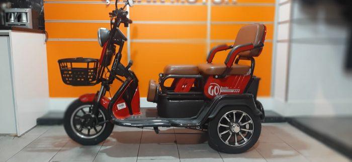 Motolux Cargo 5000 4000 w Elektrikli 2020 Model Sıfır Kilometre Senetle Motosiklet 1