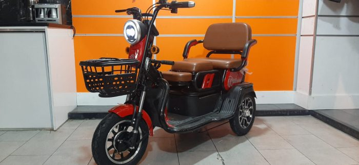 Motolux Cargo 5000 4000 w Elektrikli 2020 Model Sıfır Kilometre Senetle Motosiklet 4