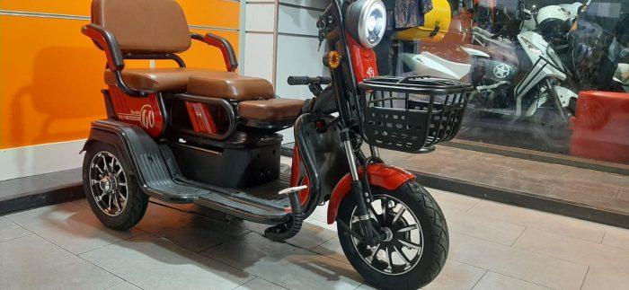 Motolux Cargo 5000 4000 w Elektrikli 2020 Model Sıfır Kilometre Senetle Motosiklet 2