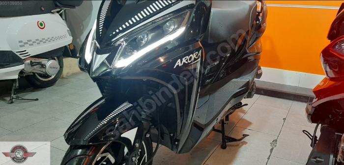 Arora AR 50-9 Verano 2020 Model Sıfır Kilometre Senetle Motorsiklet 2